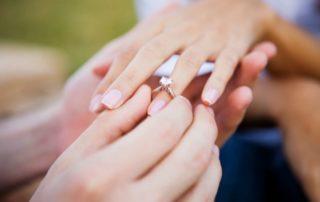 Los anillos de compromiso