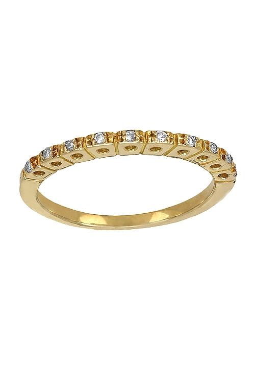 36a49e38962c Anillo ajustador de oro amarillo 18 ktes con diamantes