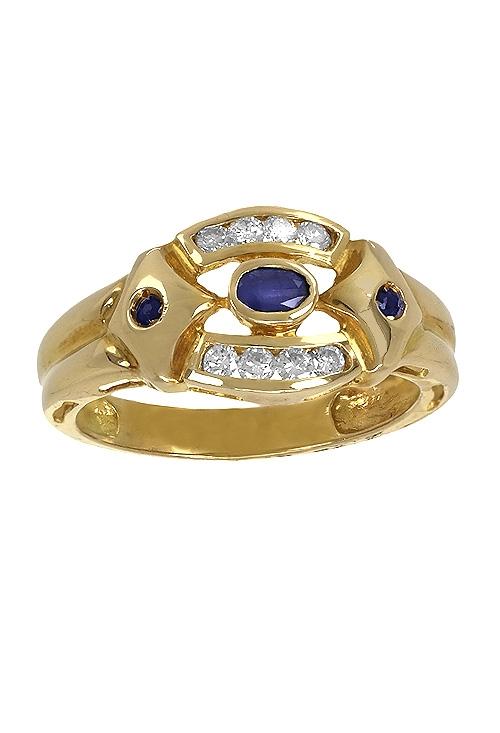 2f6f25577894 Anillo oro con diamante