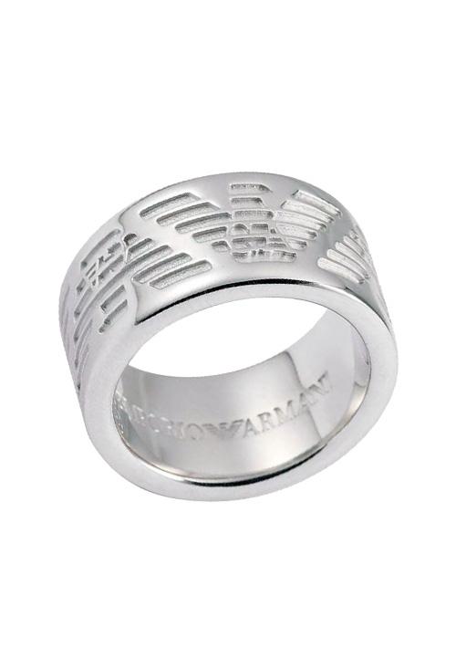 95cf4d8a6eb0 Anillo plata Emporio Armani para mujer a precio de ocasión 187 EG1317506