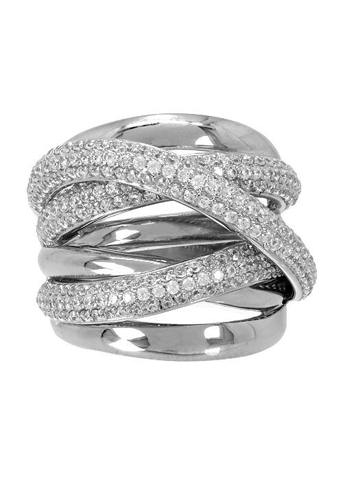 6350f19b6e78 Anillo de plata con circonitas 271 PANI1747