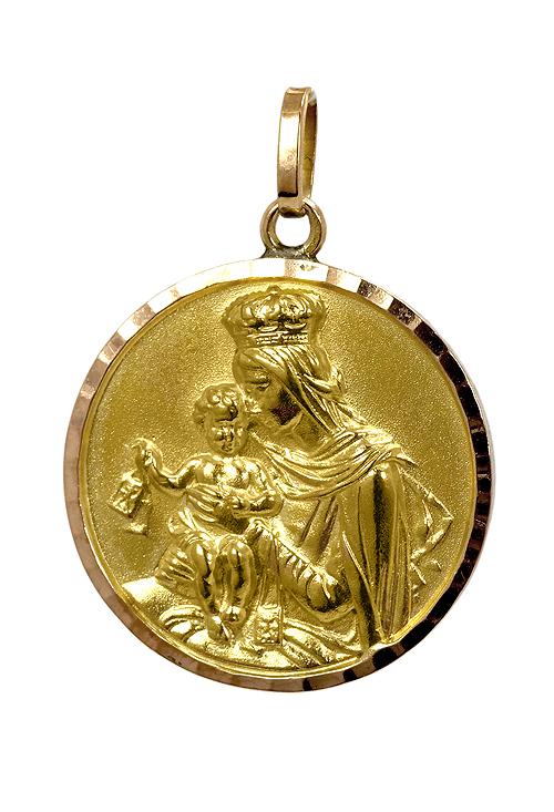 ee88fbea1 Medalla religiosa tipo escapulario precio de ocasión M17170