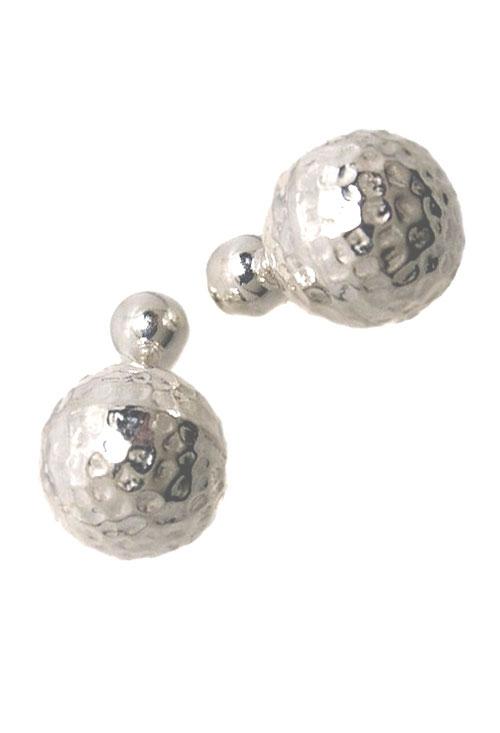 6cbed0eff384 Pendientes plata bolas asimetricas E15-003