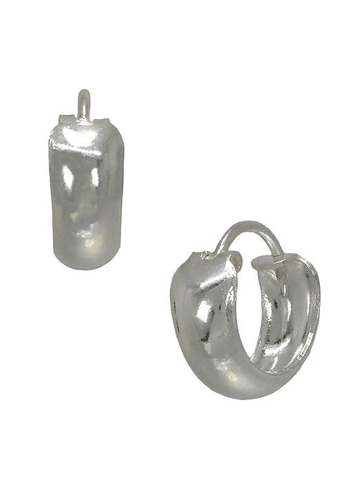 24e206748ce3 Aretes de plata tipo criollas 299 4.5MM-13