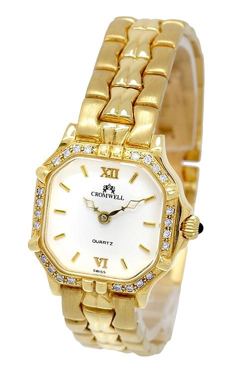 be296cf006f9 Reloj oro amarillo 18 ktes con diamantes marca Cromwell 412163 venta online