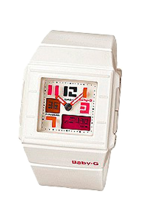 d635b6376839 Reloj Casio Analógico digital Baby G BGA-200PD-7BE oportunidad outlet