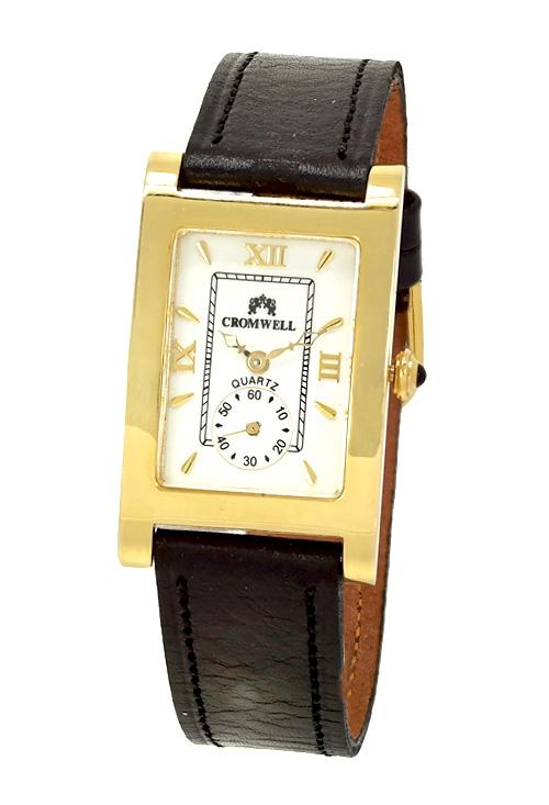 ac079438f8fa Reloj oro hombre 18K marca Cromwell 313197