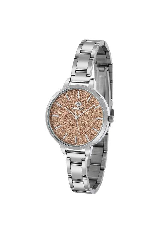 485ee79f09a6 Reloj Marea con caja y correa fina en acero