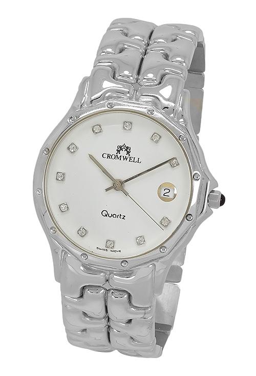 f5da3d8389c2 Reloj oro blanco18 ktes para hombre Cromwell precio especial online 57240