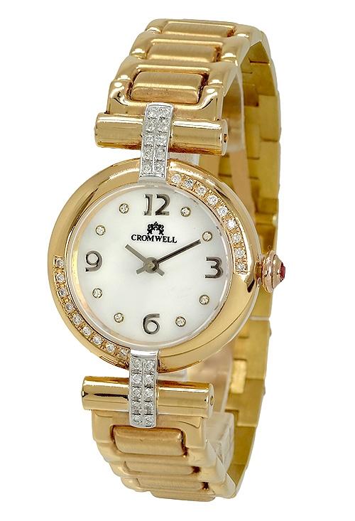 c1c836c80715 Reloj oro 18K y diamantes para mujer Cromwell precio especial 410944