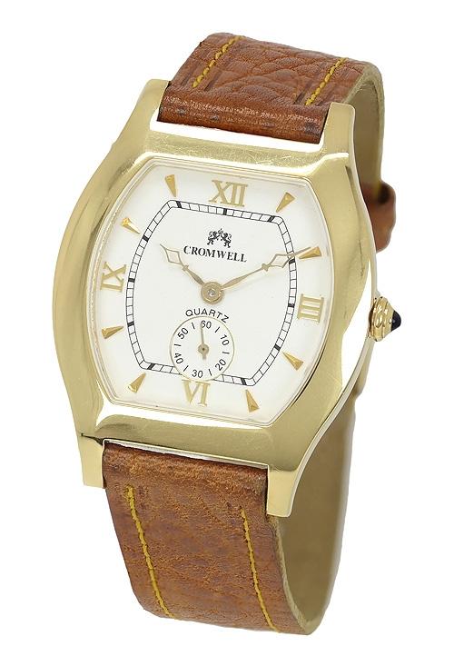 fef3a31c3fc6 Reloj oro para hombre 18K marca Cromwell 427120