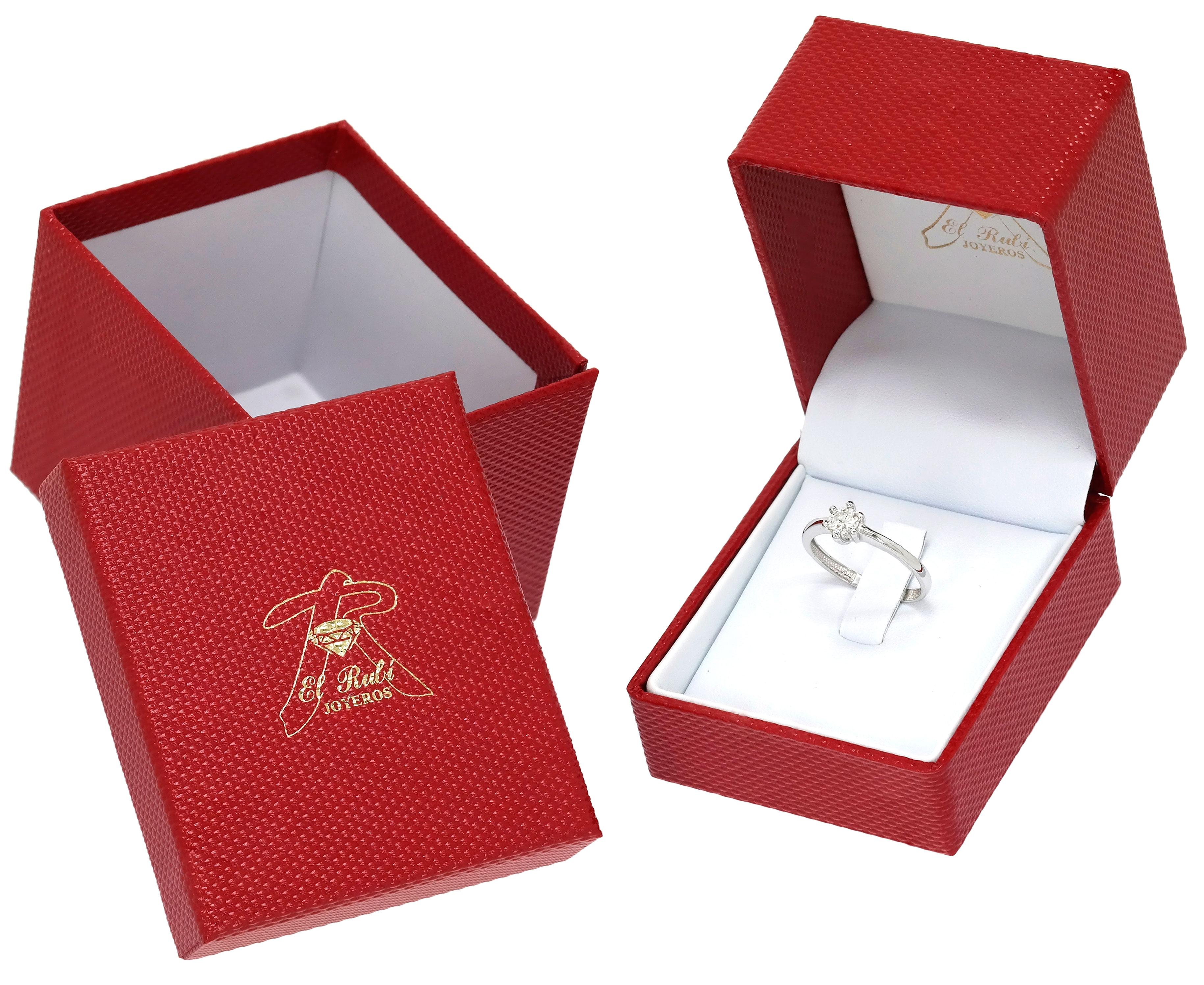 Cajas anillos de compromiso